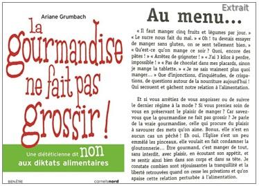 gourmandise grumbach
